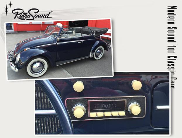 fur-VW-Kafer-1-Cabriolet-Oldtimer-Auto-Radio-DAB-UKW-USB-Bluetooth-AUX-in